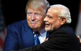मैं प्रधानमंत्री मोदी का बहुत सम्मान करता हूं, जल्द करेंगे बात: ट्रम्प - India TV