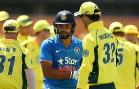 Rohit Sharma and Glenn Maxwell- India TV