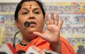 uma bharti- India TV