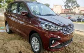 Maruti Ertiga- India TV