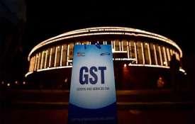 <p>GST</p>- India TV