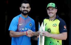 कब कहाँ और कैसे देखें भारत बनाम ऑस्ट्रेलिया पहला टी20 क्रिकेट मैच लाइव स्ट्रीमिंग ऑनलाइन और लाइव कवर- India TV