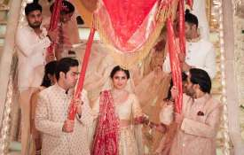 Isha Ambani-Anand Piramal Wedding Inside Pictures- India TV