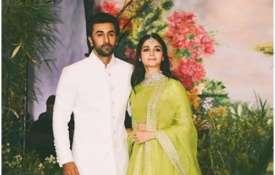 Alia bhatt and ranbir kapoor- India TV