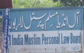 Muslim personal law board meeting- India TV