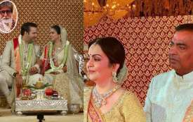 Isha Ambani Wedding- India TV