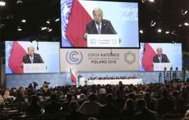 United Nations chief calls for compromise, sacrifice as climate talks appear near collapse | AP- India TV