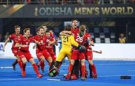हॉकी वर्ल्ड कप 2018 फाइनल: नीदरलैंड को पेनल्टी शूटआउट में हराकर बेल्जियम पहली बार बना वर्ल्ड चैंपियन- India TV