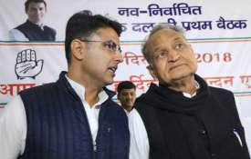 sachin pilot and ashok gehlot- India TV