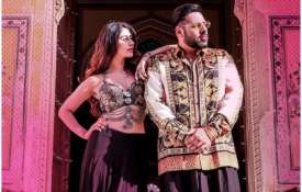 badshah and warina- India TV