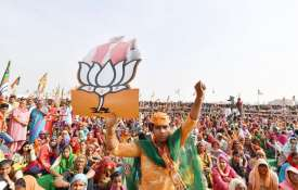 BJP declares income of Rs 1,027.34 crore in 2017-18 | Facebook- India TV