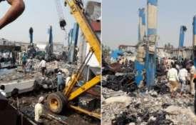 <p>Boiler Blast in...- India TV