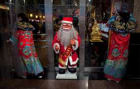 Chinese city Langfang in Hebei province bans Christmas sales and decorations- India TV