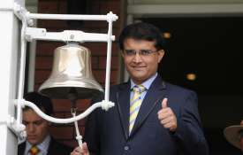 Sourav Ganguly- India TV