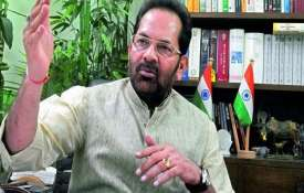 Mukhtar abbas naqvi- India TV