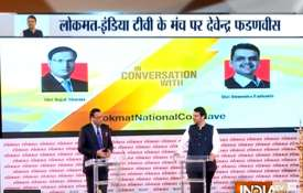 India TV- Lokmat Conclave- India TV