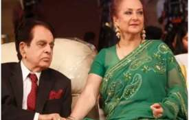 Dilip Kumar and saira bano- India TV