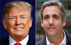 United States: Donald Trump says he 'never directed' Michael Cohen to 'break the law   AP- India TV