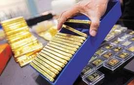 DRI Seized Gold- India TV