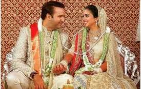 Isha and anand- India TV