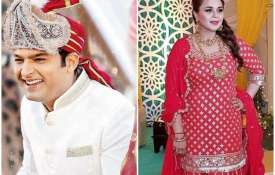 kapil sharma and ginni chatrath- India TV