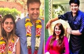 Kapil Sharma And Isha Ambani- India TV
