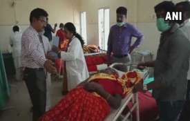 5 people dead and 72 hospitalised, including 12 in...- India TV