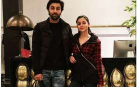 ranbir and alia- India TV