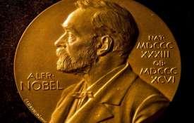 नोबेल पुरस्कारों...- India TV