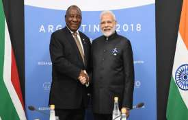 South African President Cyril Ramaphosa to be Chief Guest at 2019 Republic Day celebrations- India TV