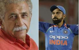 Naseeruddin Shah, Virat Kohli- India TV
