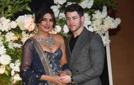 Priyanka Chopra Nick Jonas Reception- India TV