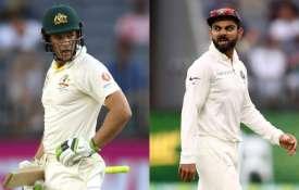 विराट और कंगारू कप्तान के बीच शुरू हुई जुबानी जंग, मैदान के बाहर नाराज हुए ऑस्ट्रेलियाई दिग्गज! - India TV