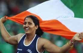 राजस्थान विधानसभा चुनाव: राष्ट्रमंडल खेलों में गोल्ड जीत इतिहास रचने वाली कृष्णा पूनिया जीतीं- India TV