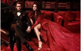 Ranveer, deepika- India TV