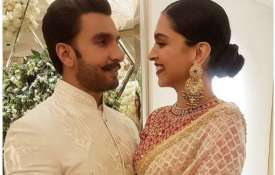 Deepika and Ranveer- India TV