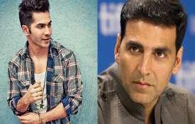 akshay kumar and varun dhawan- India TV