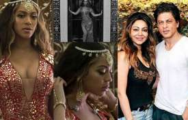 <p>isha ambani sangeet...- India TV
