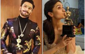 Ranveer singh and alia bhatt- India TV