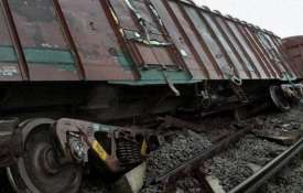 Uttar Pradesh: Goods train derails in UP's Farrukhabad | Representational PTI- India TV