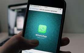 <p>WhatsApp ने अपनी...- India TV