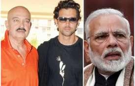 Pm modi and rakesh roshan- India TV