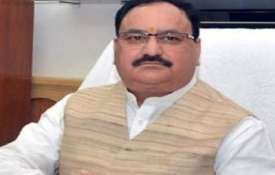JP Nadda (File Photo)- India TV