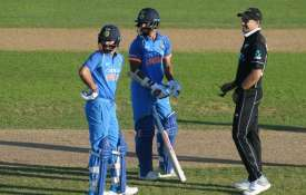 India vs New Zealand, 1st ODI- India TV
