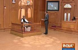 Morari Bapu in Aap ki Adalat- India TV