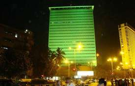 air india building- India TV