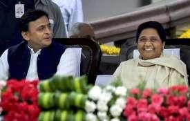 Akhilesh yadav and Mayawati- India TV