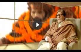 <p>अमिताभ...- India TV