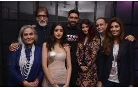 bachchan family- India TV Paisa