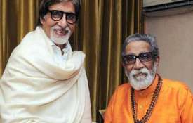 Amitabh Bachchan, Bal Thackeray- India TV